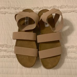 Steve Madden Blush Kimmie Sandals